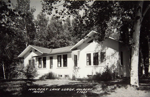 Hulbert lake Lodge