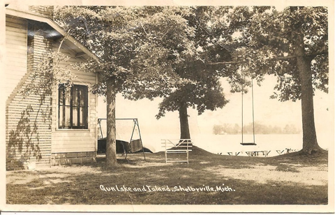 gun lake cottage